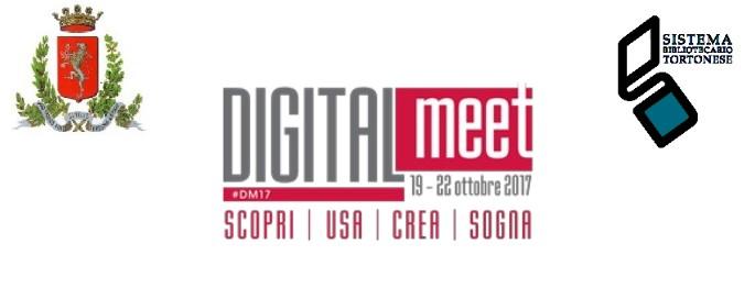 Digital Meet 2017 a Tortona