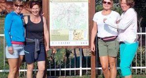 Il Trekking in Piemonte sui sentieri di Pellizza da Volpedo