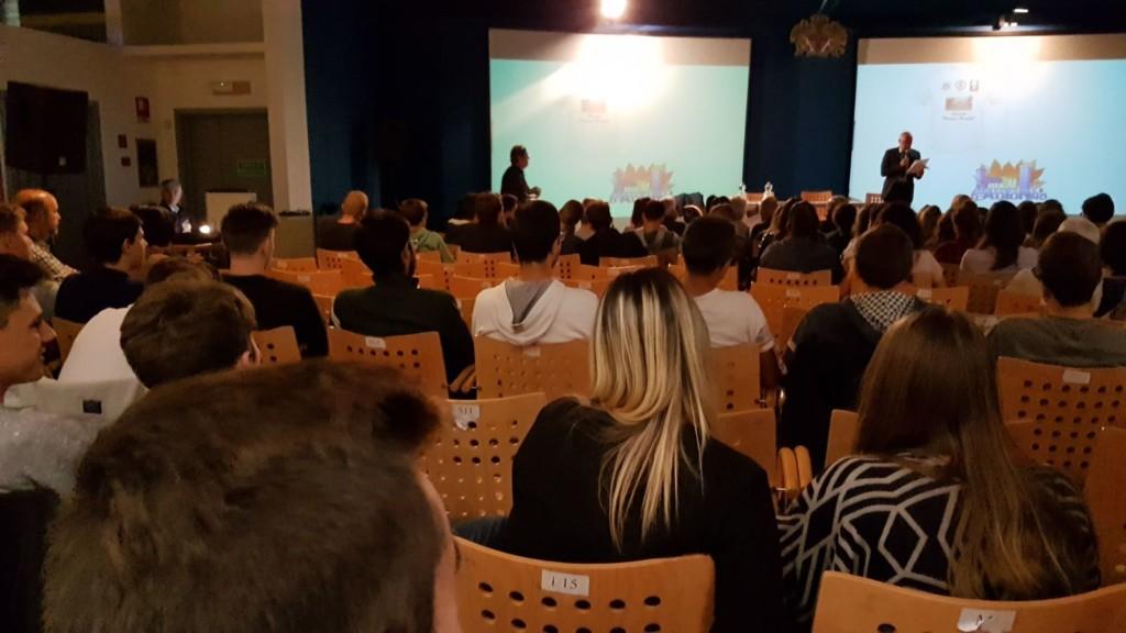 Novi Ligure, gli studenti parlano di… atletica
