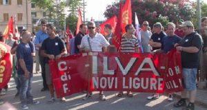 ILVA di Novi Ligure, tanta partecipazione allo sciopero di giovedì scorso