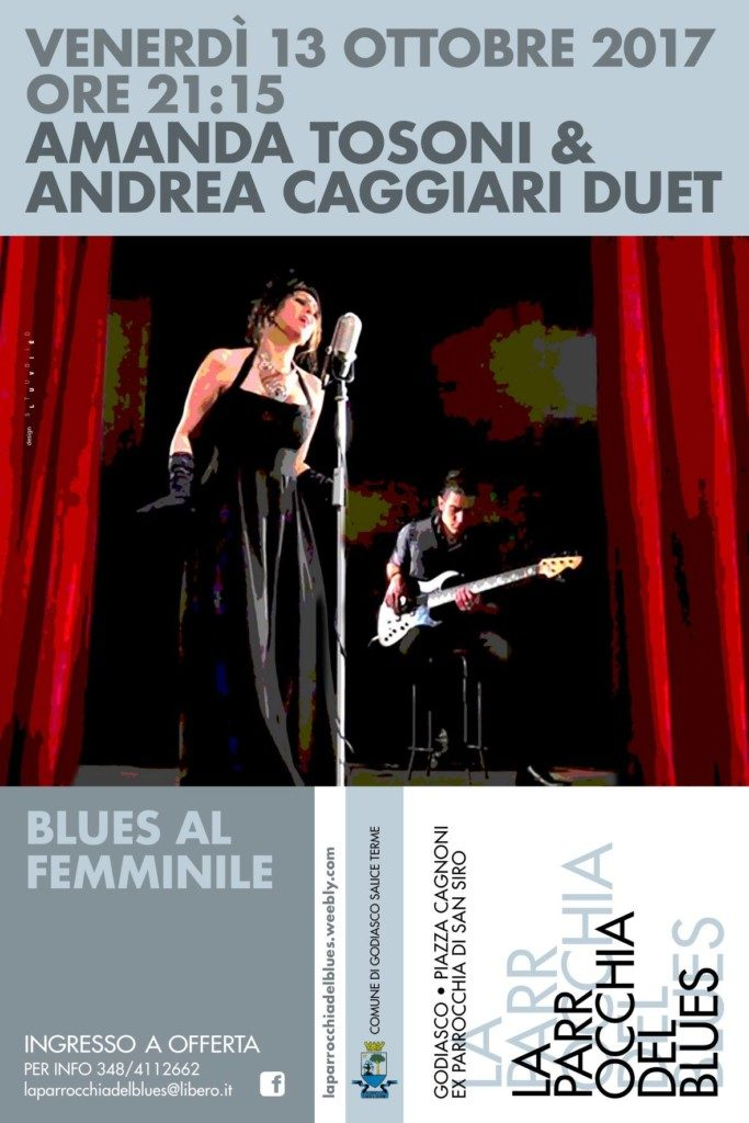 La Parrocchia del Blues, con una direzione di 'Blues al Femminile