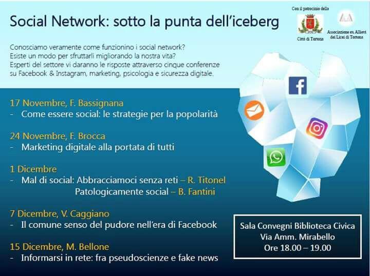 Social Network - Sotto la punta dell'iceberg