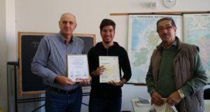 Studente novese premiato al Kangoru della lingua inglese