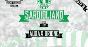 Calcio: Audax Orione prima gioia, Sardigliano polveriera