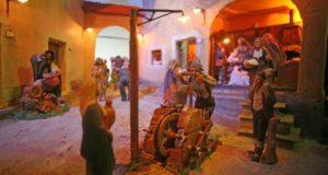 Masone, il grande presepe meccanizzato al Museo Tubino