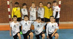 In attesa degli Under 19 il Cologne da filo da torcere ai Leoni Pallamano Under 15