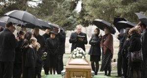 Un funerale da Re
