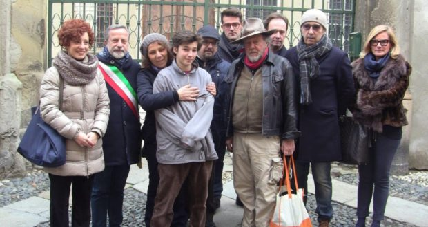 Novi Ligure, ricordato Silvio Salomon Ottolenghi