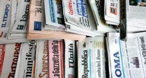 Editoria, piccola inversione di tendenza nelle vendite di quotidiani