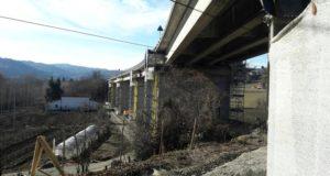Ex S.S. 30, chiude per lavori il viadotto per Acqui
