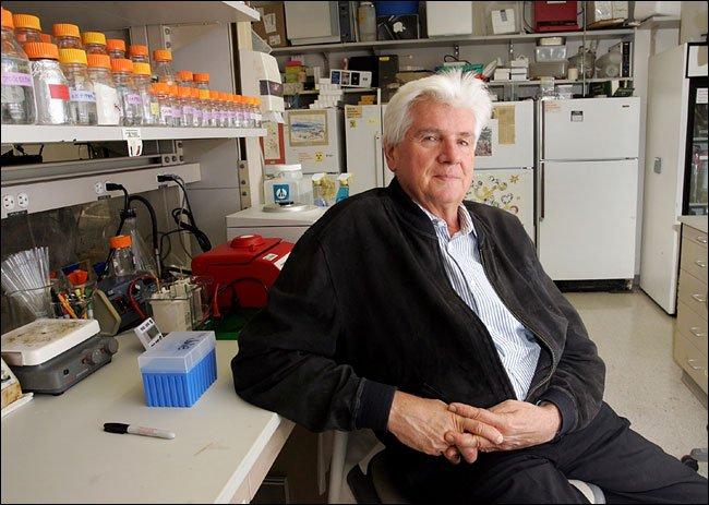Addio a Günther Blobel, il Premio Nobel con il cuore a Fubine