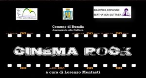 """Busalla, appuntamento con """"Cinema Rock"""""""