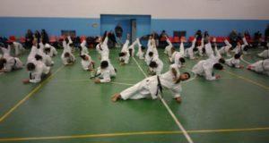 Novi Ligure, stage di karate per cinture superiori
