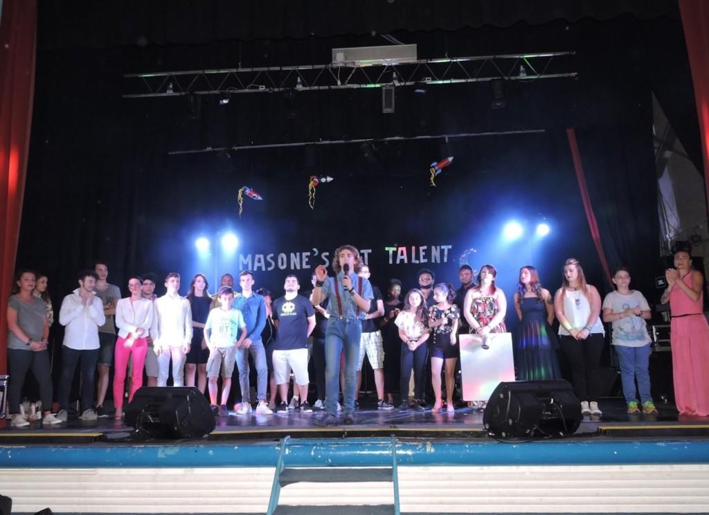 I talenti di Masone's Got Talent ad Acqui Terme