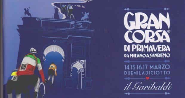La Gran Corsa di primavera da Milano a Sanremo