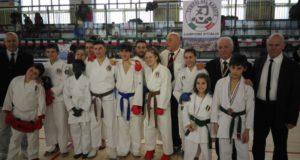 Grande successo per la Coppa Italia CsaIn di karate