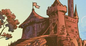 William Shakespeare al Castello della Pietra
