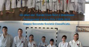 Strepitoso successo al Grand Prix Karate Csen 2018