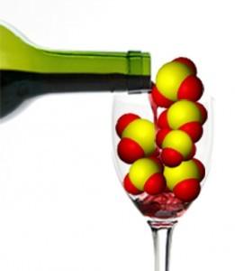 Solfiti nel vino rosso: meno di marmellata, patatine fritte e frutta secca