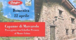 """Erbaflor ed il Parco delle Capanne di Marcarolo per la """"Giornata della Terra"""""""