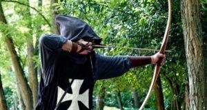 Morbello, manifestazione di tiro con l'arco storico