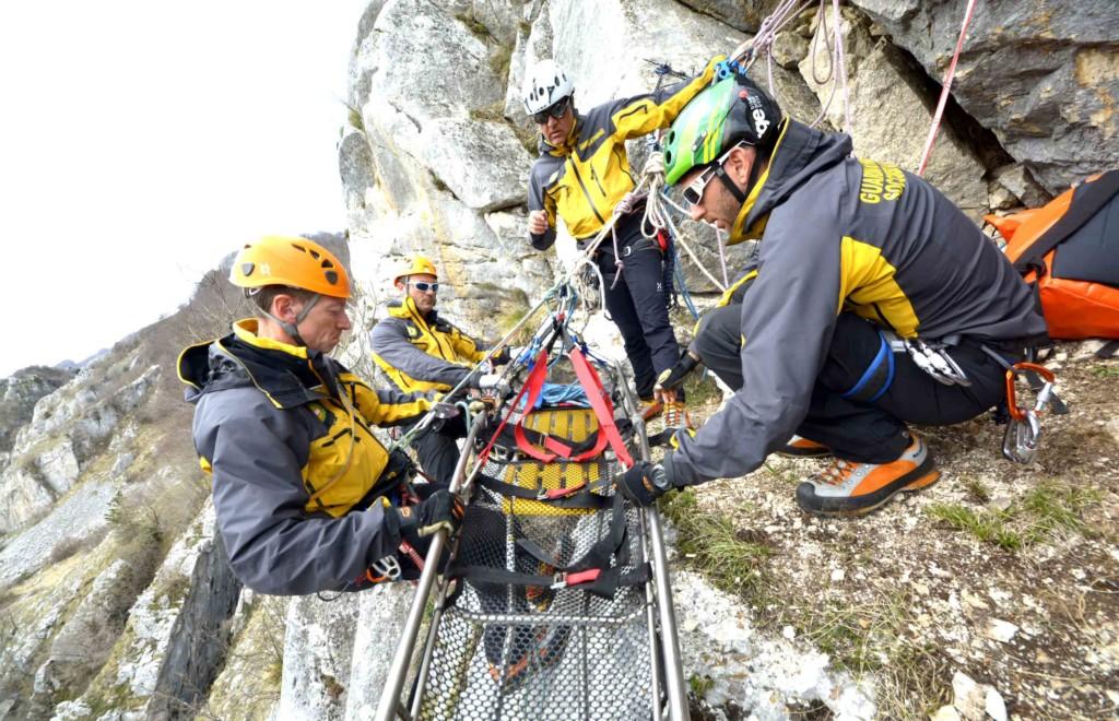 Propata, corso di rianimazione e soccorso in montagna