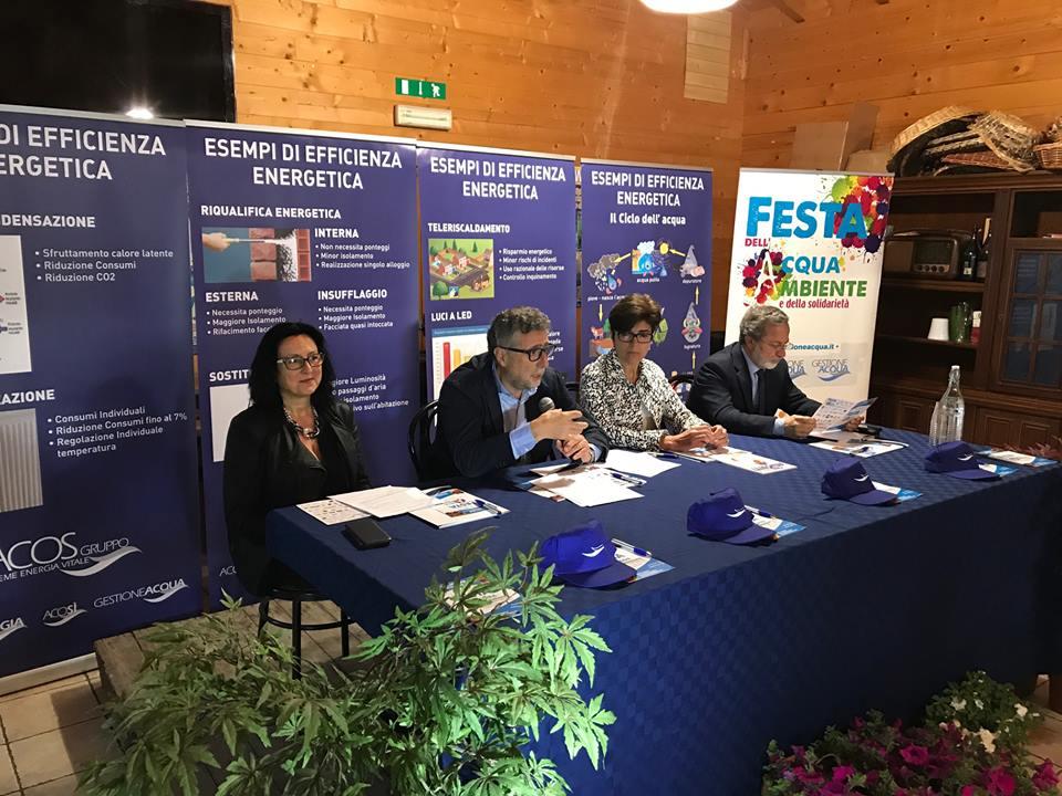 Novi Ligure, 21° Festa dell'acqua, dell'ambiente e della solidarietà