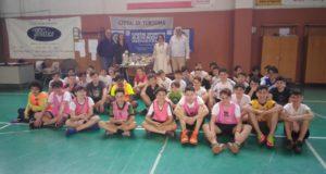 Torneo di calcio a 5 all'Istituto Tortona B