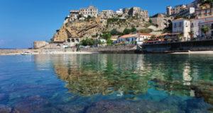 Giro d'Italia, buongiorno dalla settima tappa: Pizzo Calabro-Praia a Mare