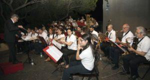 Busalla, il concerto della Filarmonica di Cornigliano