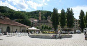 Rossiglione, festa di inizio estate presso l'area Expo