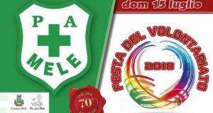 Mele, la Croce Verde festeggia i suoi primi settant'anni