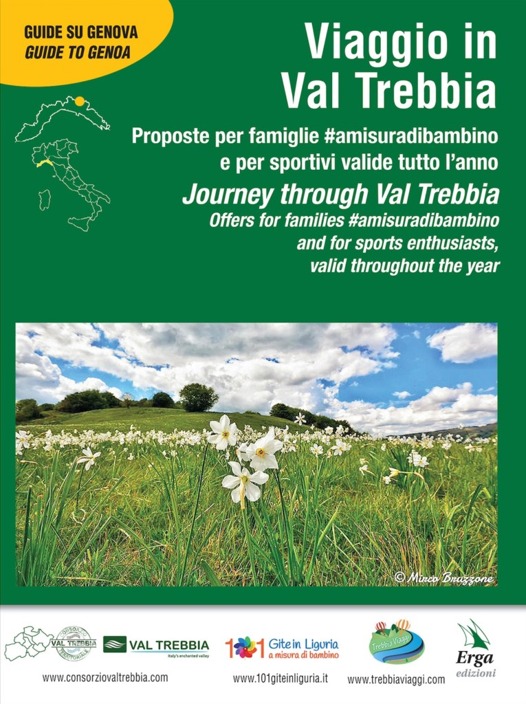 """""""Viaggio in Val Trebbia"""", la guida turistica che mancava"""