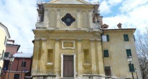 Novi Ligure, una firma per la chiesa di Sant'Andrea