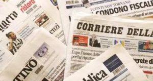 Vendite di quotidiani, la crisi infinita della stampa italiana