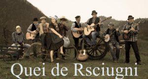 """Quei de Rsciugni"" in concerto a Novi Ligure"