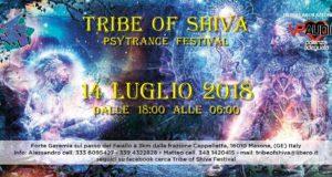 Tribe of Shiva, una serata di musica al Forte Geremia
