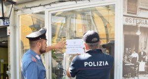 "Novi Ligure, chiusa l'""Osteria-Pizzeria Bandiera"""