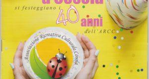 Festa di compleanno per l'Associazione Ricreativa Culturale di Cosola