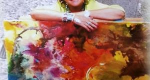 """Il """"Viaggio nel colore"""" di Mery Pasquini"""