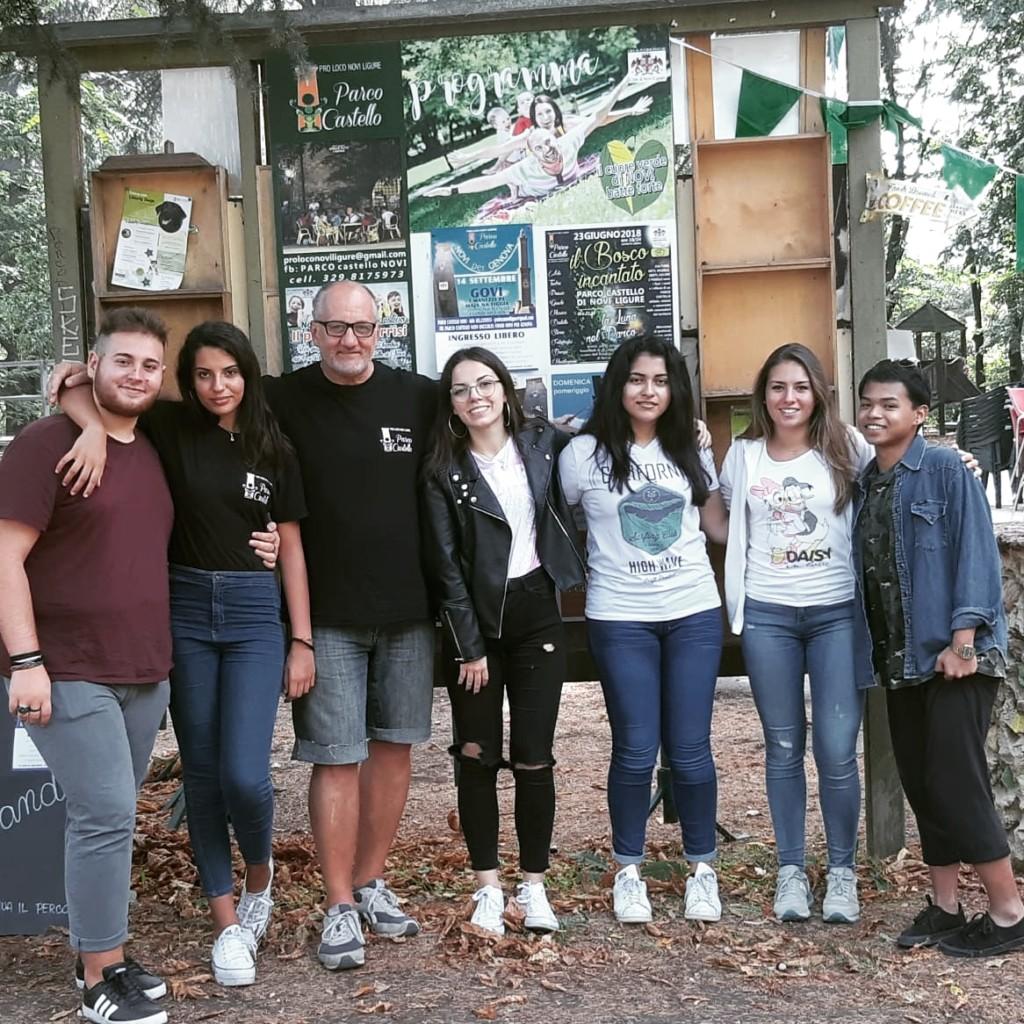 Novi per Genova, un ponte di solidarietà