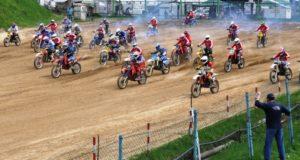 Sassello, campionato italiano GR5 motocross