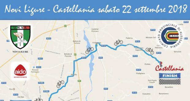 Tutti in sella per la 22° edizione della Novi Ligure-Castellania