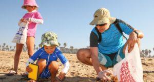 Ad Arenzano la giornata di pulizia della spiaggia e dei fondali