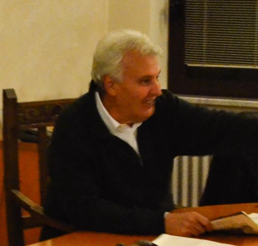 Silvano d'Orba, presentazione del libro di Giovanni Maria Calderone
