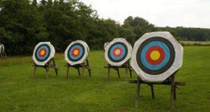 Morbello, prova gratuita di tiro con l'arco