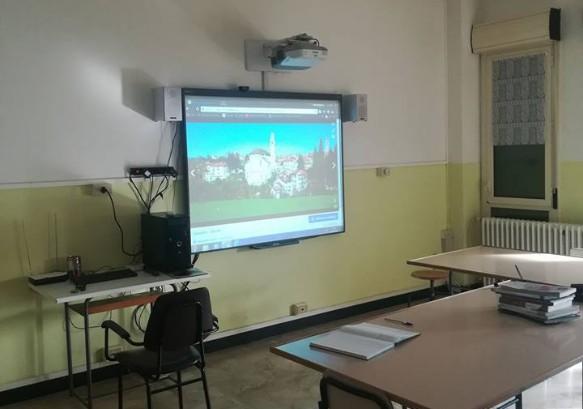 Scuola a distanza, seminario a Sassello