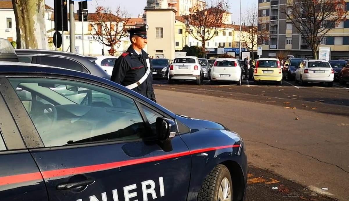 Carabinieri Novi
