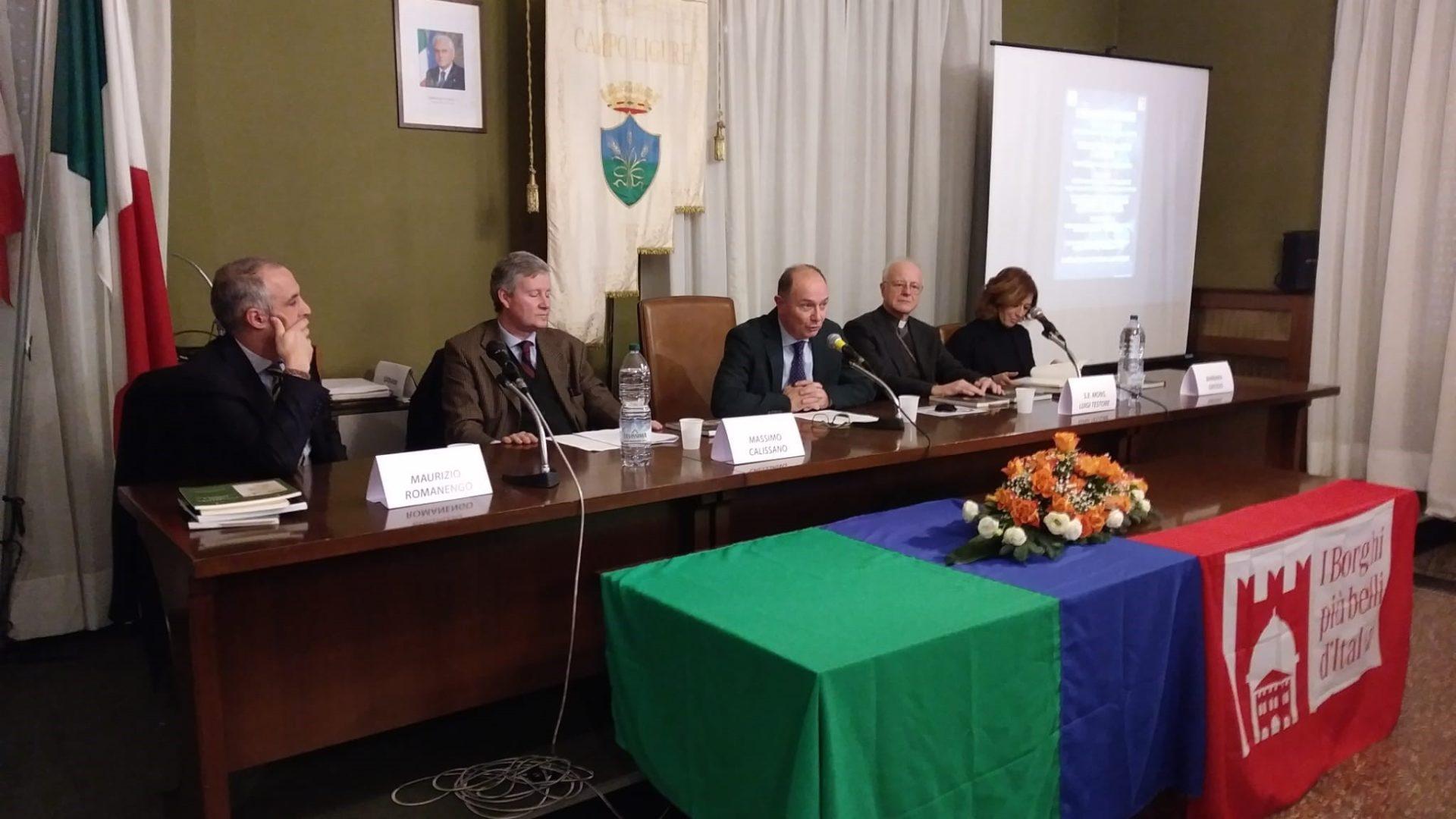 Conferenza Bernardo Strozzi Pizzorni